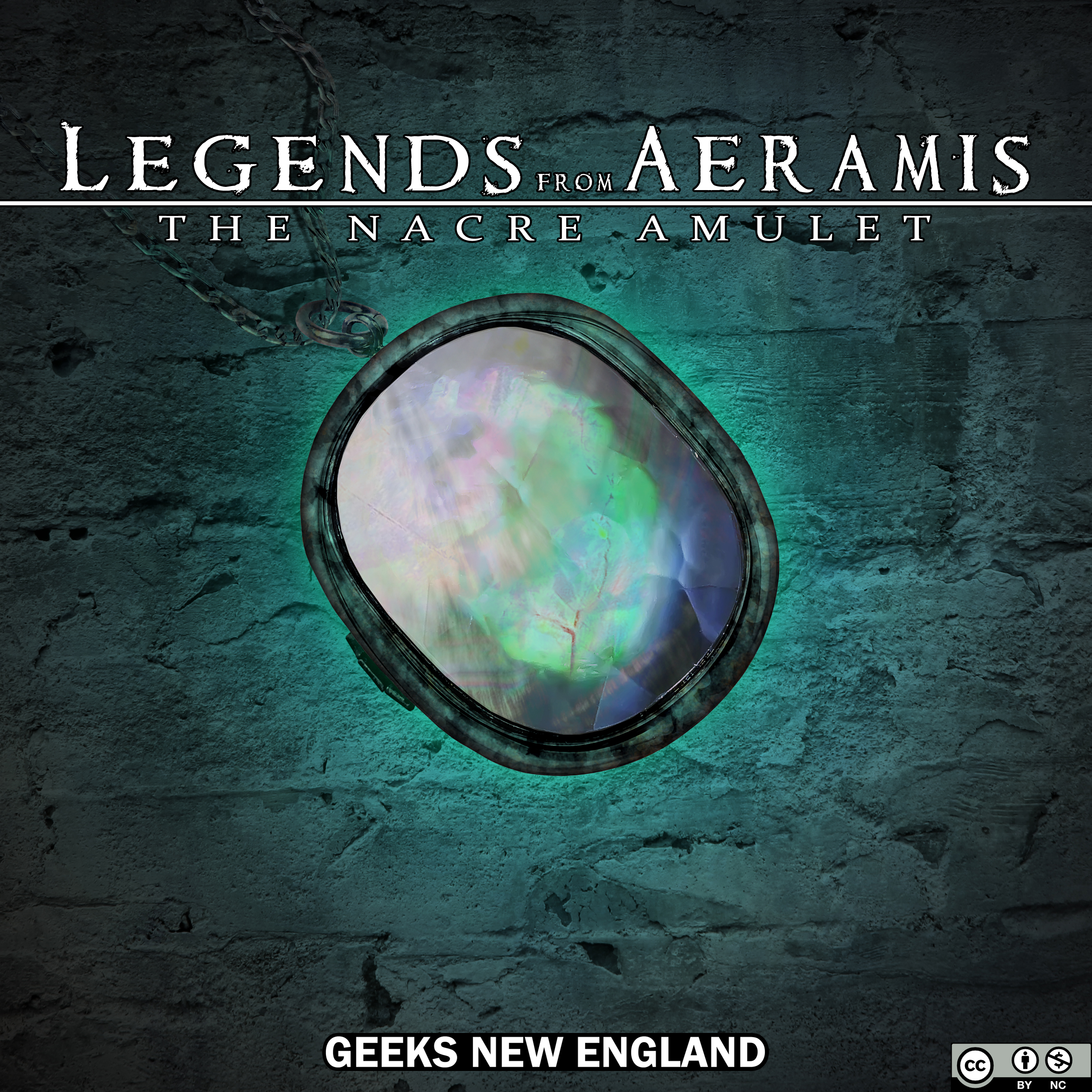 Legends from Aeramis: The Nacre Amulet Campaign