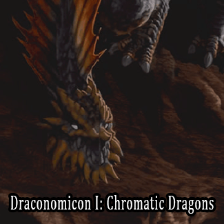 Draconomicon I Icon