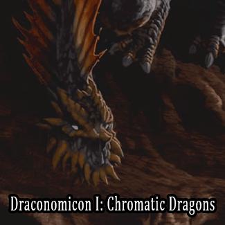 Draconomicon I Icon